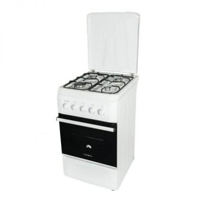 Κουζίνα αερίου Calfer Gas F5T40G2-W(eco) 50x60cm